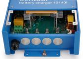 CENTAUR 12V / 40A Battery Charger / 3 outputs