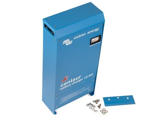 Ein Ladegerät, das überall in der Welt eingesetzt werden kann! Das hochwertige Centaur-Batterieladegerät verfügt über eine Dreistufen-Ladekennlinie sowie eine universelle Aufnahmeleistung und kann bis zu drei separate Batterien gleichzeitig laden. Geeignet für eine Batteriekapazität zwischen 320 und 800 Ah. Ladestrom 80 A. (Bild 4 von 4)