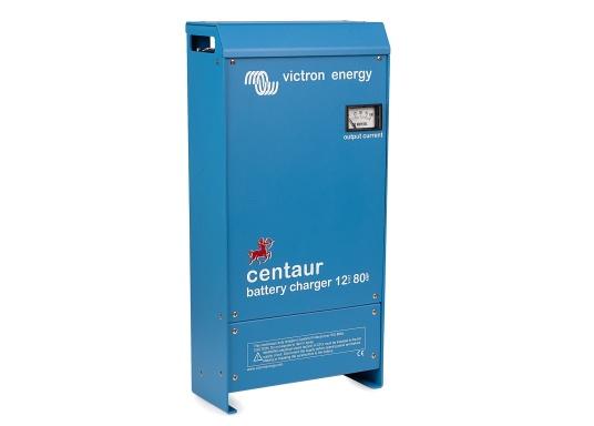 Ein Ladegerät, das überall in der Welt eingesetzt werden kann! Das hochwertige Centaur-Batterieladegerät verfügt über eine Dreistufen-Ladekennlinie sowie eine universelle Aufnahmeleistung und kann bis zu drei separate Batterien gleichzeitig laden. Geeignet für eine Batteriekapazität zwischen 320 und 800 Ah. Ladestrom 80 A.