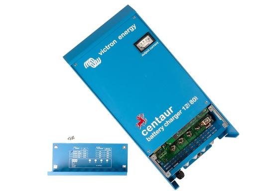 Ein Ladegerät, das überall in der Welt eingesetzt werden kann! Das hochwertige Centaur-Batterieladegerät verfügt über eine Dreistufen-Ladekennlinie sowie eine universelle Aufnahmeleistung und kann bis zu drei separate Batterien gleichzeitig laden. Geeignet für eine Batteriekapazität zwischen 320 und 800 Ah. Ladestrom 80 A. (Bild 3 von 4)
