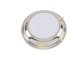 ANNE Ceiling Light / stainless steel / with switch