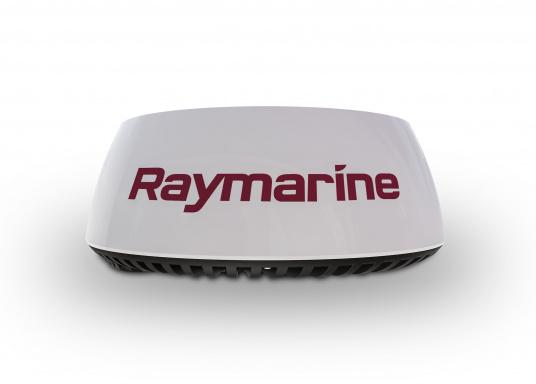 El radar de compresión de pulso Quantum 2 CHIRP de Raymarine con tecnología de prevención de colisión Doppler ofrece una mejor percepción de objetos tanto de largo alcance como a distancias extremadamente cortas. Incluye cable de alimentación y datos de 15 m. (Imagen 3 de 3)