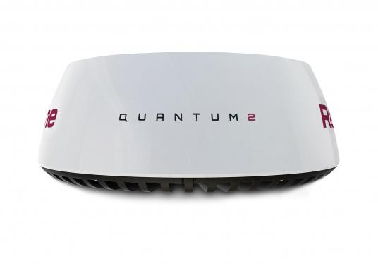 El radar de compresión de pulso Quantum 2 CHIRP de Raymarine con tecnología de prevención de colisión Doppler ofrece una mejor percepción de objetos tanto de largo alcance como a distancias extremadamente cortas. Incluye cable de alimentación y datos de 15 m. (Imagen 2 de 3)