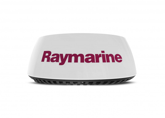 Raymarine Quantum Radar, by FLIR, is the next generation of marine radar featuring CHIRP pulse compression technology. Delivery includes 10 m power and data cable.