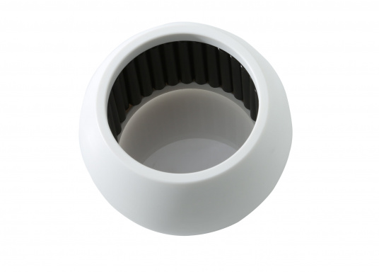 Original lower rudder bush for your BAVARIA yacht. Suitable for your Cruiser 35, 36 and 37. Made of thermoplastic: PETP.