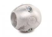 Aluminium Collar Nut Shaft Anodes