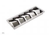 Griglia di ventilazione / 5 slot