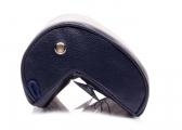 Cockpit back cushion / dark blue.
