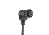 Power Cable for eS7/a6/a7 / angled plug