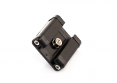 Stopper for T-Track 25 x 4 mm / black
