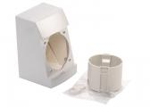 ​INTEGRO FLOW Surface Mounting Box Assembly Set / chrome, matt