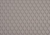 Revêtement anti-dérapant / gris clair / empreinte quadrillée