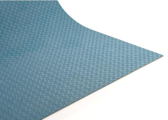 Hochwertiger Antirutsch-Belag, hergestellt aus einem Gummi- / Kork-Verbundwerkstoff.Farbe: blau. (Bild 2 von 3)