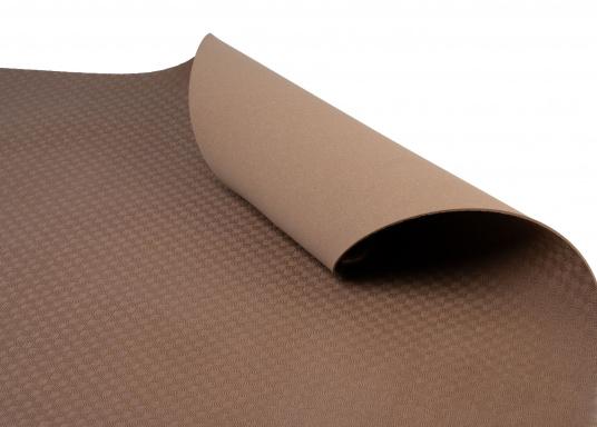 Hochwertiger Antirutsch-Belag, hergestellt aus einem Gummi- / Kork-Verbundwerkstoff.Farbe: braun. (Bild 4 von 4)