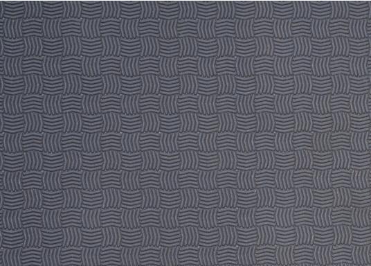 Hochwertiger Antirutsch-Belag, hergestellt aus einem Gummi- / Kork-Verbundwerkstoff.Farbe: grau.