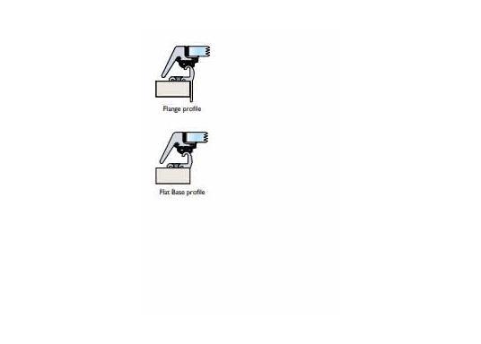 I migliori in assoluto! Questi passi uomo Ocean sono particolarmente adatti per l'installazione a prua.Ottima protezione e facilità d'uso. Le cerniere di attrito tengono lo sportello aperto in qualsiasi posizione. Versione con flangia.  (Immagine 7 di 7)