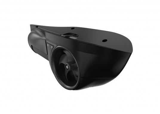 Cette gamme de propulseurs externes d'étrave et de poupe SX SIDE-POWER, pratiques et compacts, est la solution idéale lorsqu'il s'avère difficile d'implanter un tunnel, sur n'importe quelle carène, matériau de coque. Pour bateau de 8 à 11 m. (Image 4 de 5)