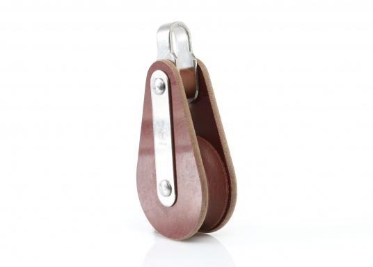 1-Scheibige Blöcke mit Bügel und Unterbügel-Gleitlager