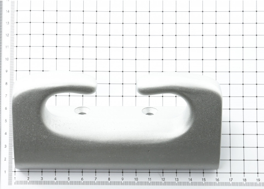 Originales Mittelstück für die Relingsschiene Ihrer Yacht von BAVARIA. Bis zu einem Baujahr bevor 2000.Die Reling hat ein kleines Profil. (Bild 5 von 6)