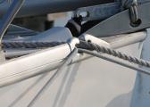 Embout chaumard pour rail de fargue / tribord