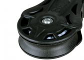 Single Block with Swivel / 12 mm / ball bearing