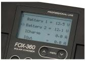 Solar-Laderegler FOX-360
