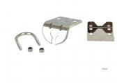 Antenna Bracket / mast mount / stainless steel