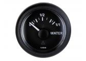Viewline Freshwater Gauge incl. Ultrasound Tank Sensor / black