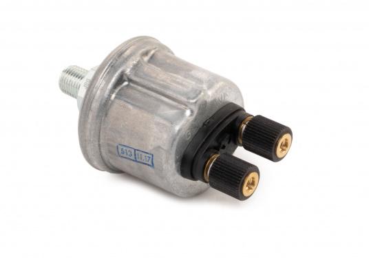 Passender Druckgeber für Ihren Viewline Druckmesser. Bis 10 Bar. Anschluss: M14x 1,5. Inklusive Warnkontakt.  (Bild 3 von 3)