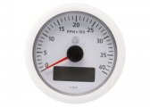 Viewline Tachometer / white