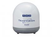 TracVision - TV Satellite Antenna TV3 / Twin-LNB