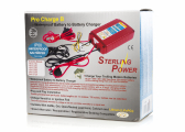 Battery-to-Battery Charger / 24 V to 12 V / 13 A