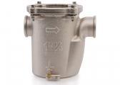 GENOVA Bronze Seawater Filter / straight