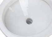 WC elettrico di bordo / Comfort con coperchio soft close