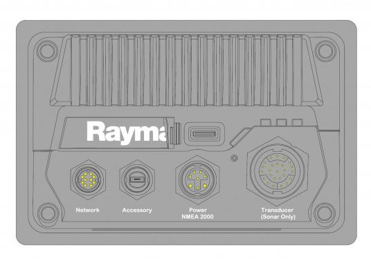 Das Raymarine AXIOM+ verfügt über das neue und deutlich hellere HydroTough™ Display, mehr internen Speicher und einen schnelleren Quad-Core-Prozessor. Dank des neuen LightHouse Dartmouth nutzen Sie die Vorteile von Tag und Nacht Modi, sowie die Unterstützung von Raymarine LightHouse Charts. (Bild 7 von 14)