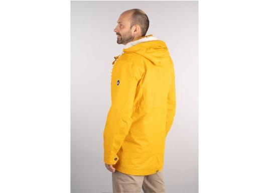 L'elegante giacca per tutte le stagioni di Marinepool ti protegge dal vento e dalle intemperie. Dotata di collo alto e pelliccia nella zona del petto e nel cappuccio, la giacca NILAS offre una protezione di prima classe nelle fredde giornate di pioggia. (Immagine 3 di 14)