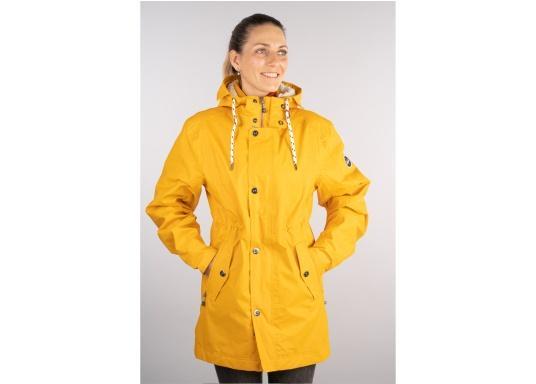 L'elegante giacca per tutte le stagioni di Marinepool ti protegge dal vento e dalle intemperie. Dotata di collo alto e pelliccia nella zona del petto e nel cappuccio, la giacca NILAS offre una protezione di prima classe nelle fredde giornate di pioggia. (Immagine 2 di 14)