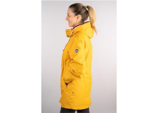 L'elegante giacca per tutte le stagioni di Marinepool ti protegge dal vento e dalle intemperie. Dotata di collo alto e pelliccia nella zona del petto e nel cappuccio, la giacca NILAS offre una protezione di prima classe nelle fredde giornate di pioggia. (Immagine 4 di 14)