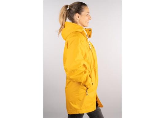 L'elegante giacca per tutte le stagioni di Marinepool ti protegge dal vento e dalle intemperie. Dotata di collo alto e pelliccia nella zona del petto e nel cappuccio, la giacca NILAS offre una protezione di prima classe nelle fredde giornate di pioggia. (Immagine 6 di 14)