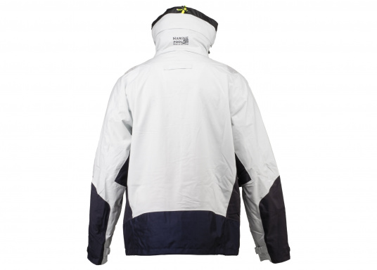 The AUCKLAND offshore jacket is the perfect companion for every sailing trip and has everything a jacket needs in terms of comfort, breathability and waterproofness. (Image 4 of 8)
