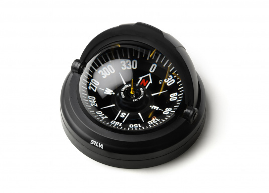 Dieser Kompass wurde für anspruchsvolle Skipper entwickelt und bietet bei allen Bedingungen und unabhängig vom Krängungswinkel eine absolut genaue und stabile Kompassrose.