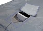 Capote pour bateaux pneumatiques SEATEC