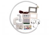 Bordtoilette SMART-FLUSH / Seewasser / 12 V / Standard