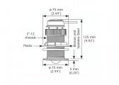 Durchbruchgeber DST810 / NMEA2000 / Bluetooth