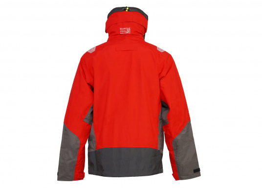 The AUCKLAND offshore jacket is the perfect companion for every sailing trip and has everything a jacket needs in terms of comfort, breathability and waterproofness. (Afbeelding 5 of 13)