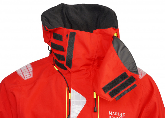 The AUCKLAND offshore jacket is the perfect companion for every sailing trip and has everything a jacket needs in terms of comfort, breathability and waterproofness. (Afbeelding 6 of 13)