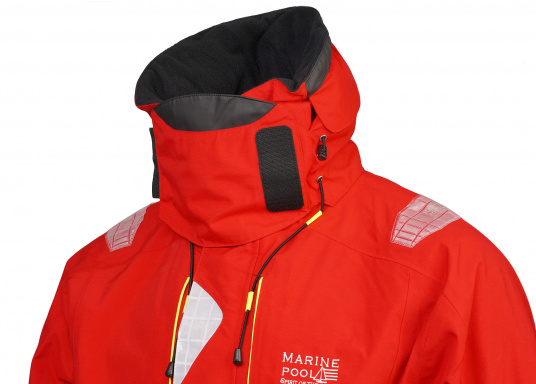 The AUCKLAND offshore jacket is the perfect companion for every sailing trip and has everything a jacket needs in terms of comfort, breathability and waterproofness. (Afbeelding 7 of 13)