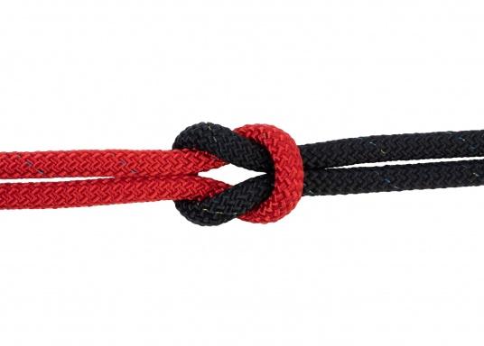 Widerstandsfähige und äußerst vielseitig einsetzbare Leine in höchster Qualität. Besonders gut geeignet als Schot, Vorläufer, Streckerleine und Trimmleine für Yachten jeder Größe. (Bild 4 von 4)