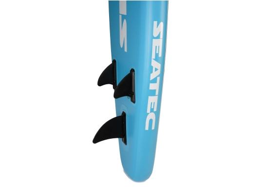 The new Touring iSUP from SEATEC boasts impressive length and glide in the water. It glides quickly and effectively, without easily veering off course - perfect for touring. (Afbeelding 10 of 10)