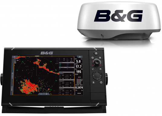 "The Zeus³ 9 is an easy-to-use chart plotter navigation system for blue water and regatta sailors with a 9-inch touchscreen display, powerful electronics and a wide range of functions, specially developed for sailors. Get great value for money with this Zeus3 9"" HALO20 radar bundle."